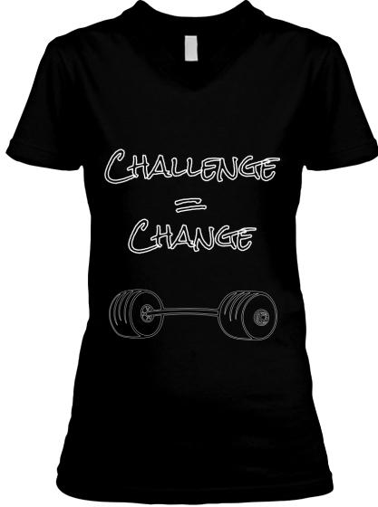 challenge shirt